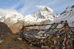 Prayer flags, Annapu