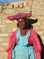 Herero woman, Windho