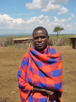 Masai, near the Masa